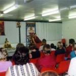 In 1998, H.E. Khejok Rinpoche founded another healing centre in Townsville, Queensland, where some of Gen-la Chris Yangchen's Overcoming Problems courses are taught.