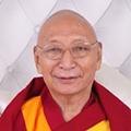 His Eminence Khensur Rinpoche Ngawang Theckchok