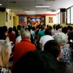 2008 - H.E. Khejok Tulku Rinpoche opening the current AITHP premises in Chatswood.