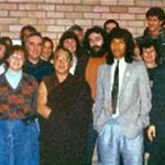 In 1992, AITHP was founded by H.E. Khejok Rinpoche when he taught a six-week medical course (pictured above). In that same year, Rinpoche asked Gen Chris Ngawang Yangchen to teach Buddhism in AITHP. In 1993, he prophesied that Gen-la would be teaching people to overcome problems in relation to the mind.