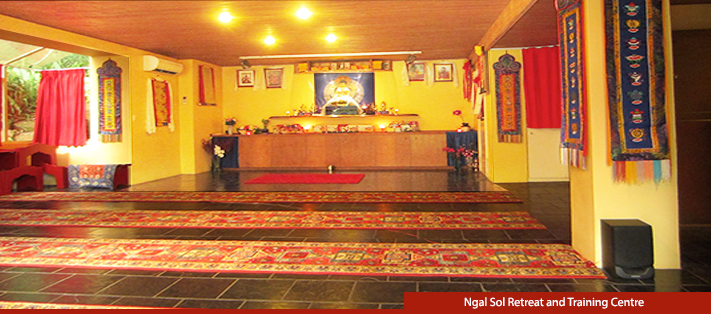 Ngal Sol Retreat and Training Centre Sydney